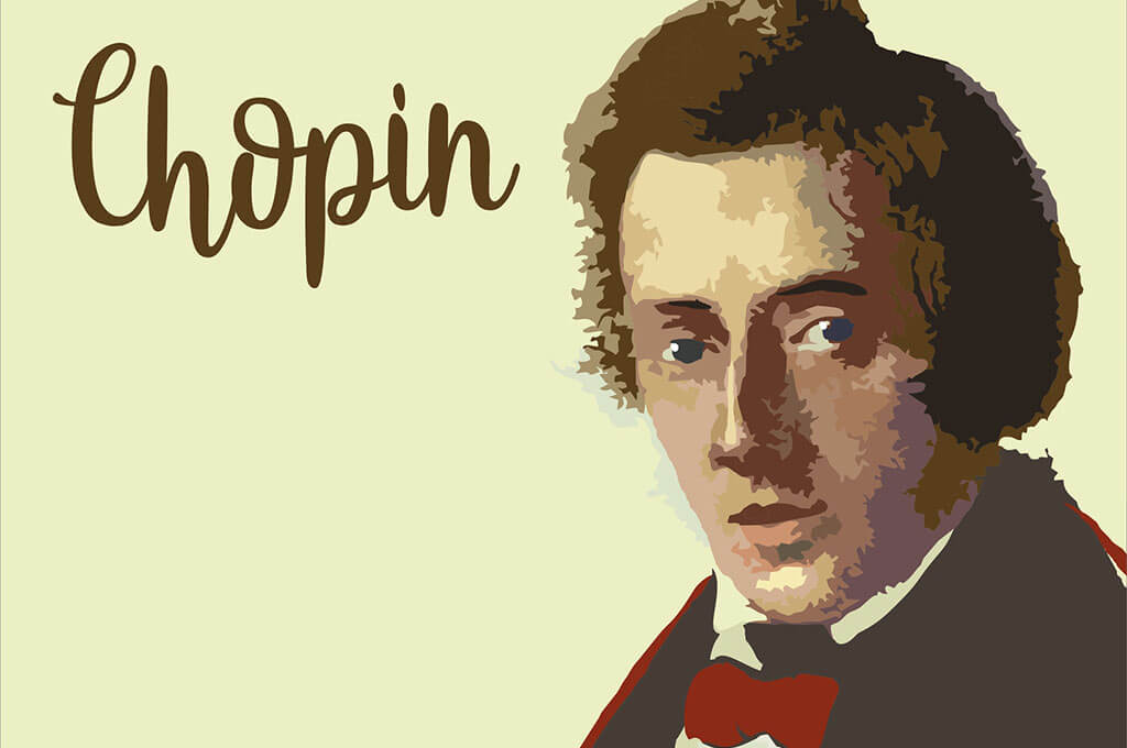 Image of Chopin in business