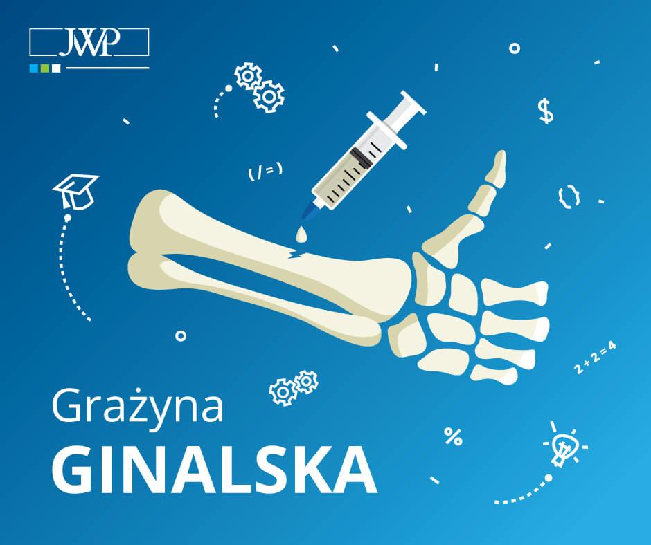 Grażyna Ginalska – Giant advances in surgery