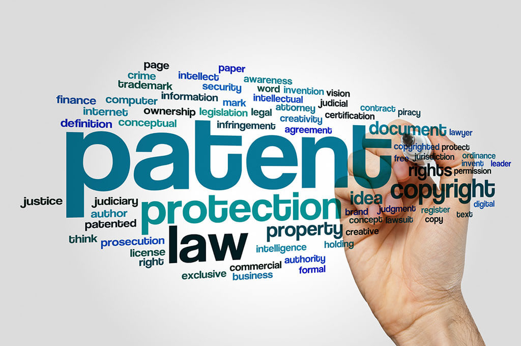 What do we need the patent law for?
